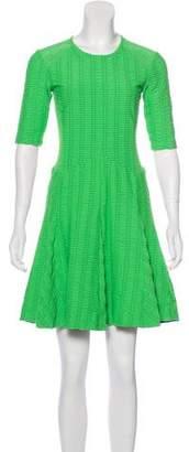 Rag & Bone Pleated A-Line Dress