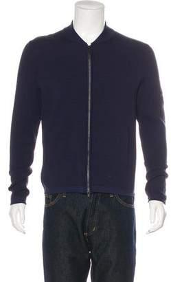 Theory Knit Zip Sweater