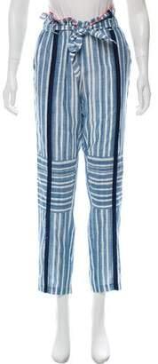 Lemlem Striped Cropped Pants w/ Tags