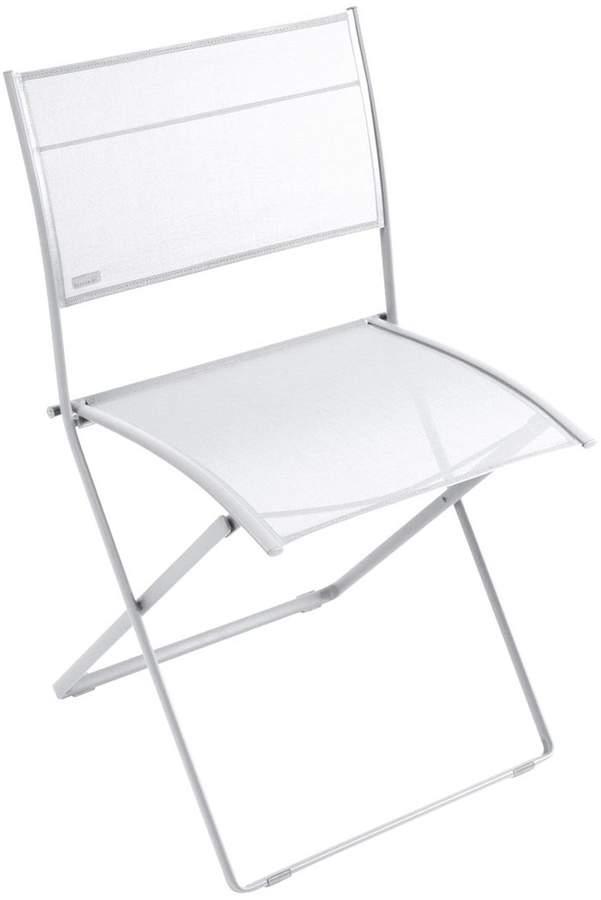 Plein Air Stuhl, baumwollweiß