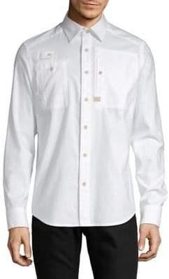 G Star Utility Pocket Long Sleeve Sport Shirt