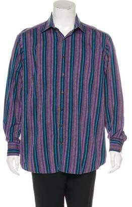 Etro Woven Dress Shirt