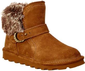 BearPaw Koko Never Wet Water-Resistant Suede Boot