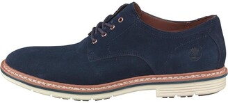 Timberland Mens Naples Trail Oxford Shoes Navy