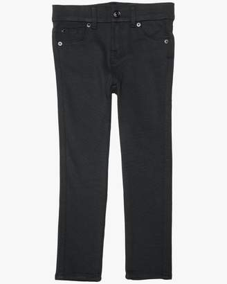 7 For All Mankind Girls 4-6X The Skinny in Black