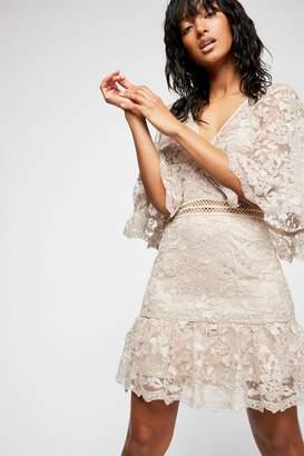 Stevie May Resplendent Mini Dress