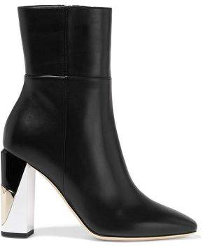 Jimmy Choo Melrose Leather Boots