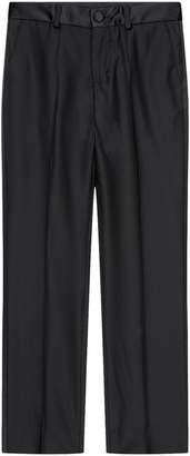 Dolce & Gabbana Classic Satin Stripe Trousers (2 Years - 6 Years)