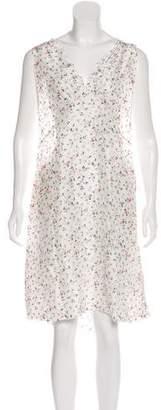 R 13 Silk Printed Dress