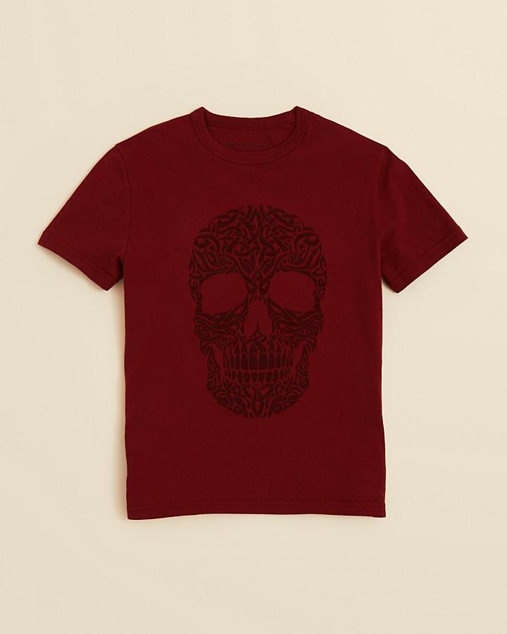 John Varvatos Boys' Skull Tee - Sizes S-XL
