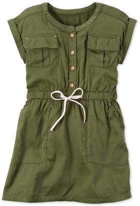 Carter's Pocket Dress, Little Girls (2-6X) & Big Girls (7-16) $34 thestylecure.com