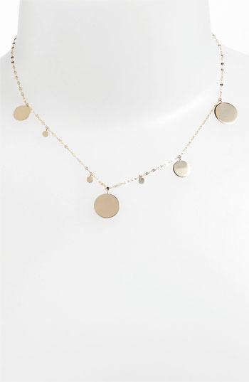 Lana 7-Disc Necklace