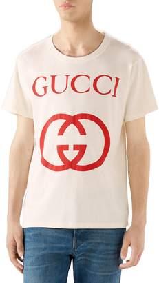 Gucci New Logo T-Shirt