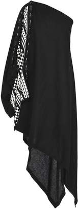 Yohji Yamamoto Short dresses