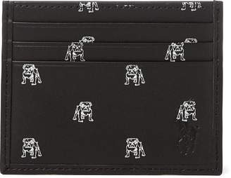 Ralph Lauren Bulldog Card Case