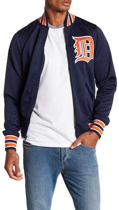 Mitchell & Ness Embroidered Detroit Tigers Jacket
