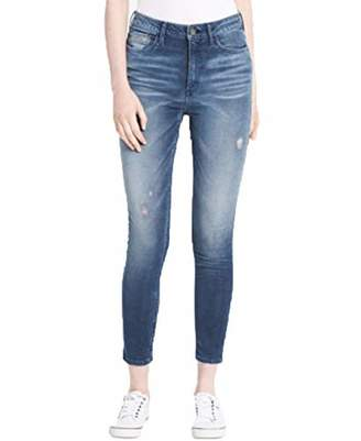 Calvin Klein Jeans Women's High Rise Corduroy Ankle Skinny Pant
