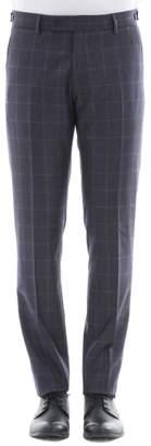 Berwich Blue Wool Pants