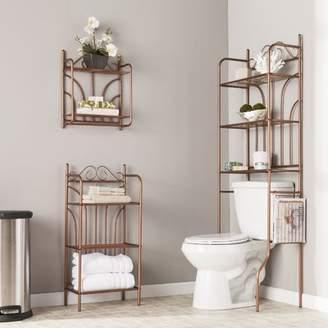 Wildon Home Panama Bathroom Shelf