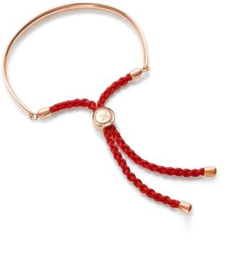 Monica Vinader Engravable Fiji Friendship Bracelet