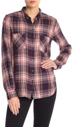 William Rast Aidan Plaid Core Shirt