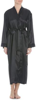 S.O.H.O New York 'Basics' Satin Robe SHS2952E1