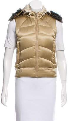 The North Face Quilted Puffer Vest