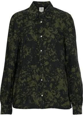 Baum und Pferdgarten Abarrane Printed Twill Shirt