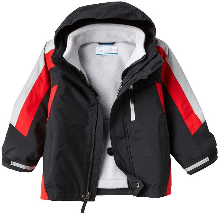 Columbia eon interchange coat - boys 8-20