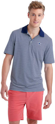 Vineyard Vines Dallas Cowboys Porter Stripe Polo