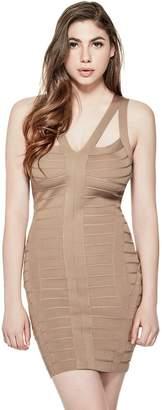 Factory Guess Women's Nikole Bandage Dress