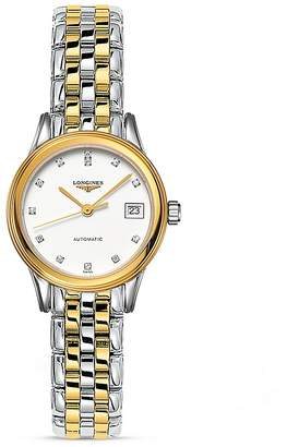 Longines Flagship Watch, 26mm $1,925 thestylecure.com