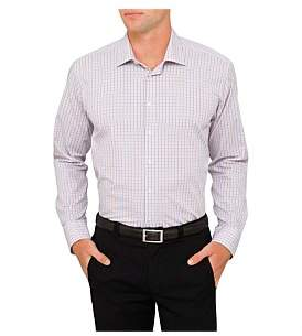 Calvin Klein New Gingham Check Slim Fit Shirt