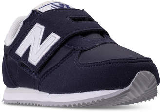 New Balance Toddler Boys' 220 Casual Sneakers from Finish Line $39.99 thestylecure.com