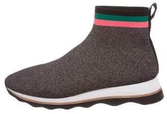 Loeffler Randall High-Top High-Top Sneakers