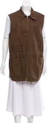 A.L.C. Zip-Up Utility Vest