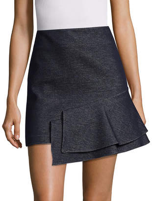 Marissa Webb Cecily Double Knit Skirt