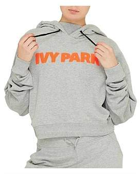 Ivy Park Chenille Hoodie