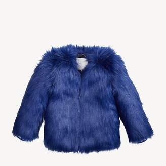 Tommy Hilfiger Faux Fur Jacket