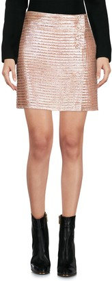 Aspesi Mini skirts