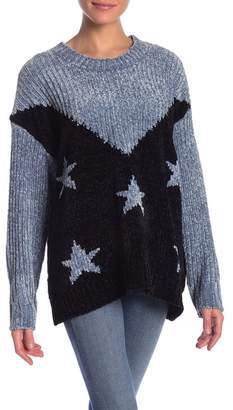 Wildfox Couture Astral Splendor Chenille Knit Sweater