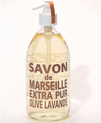 La Compagnie de Provence M. Marseille Soap Lavender