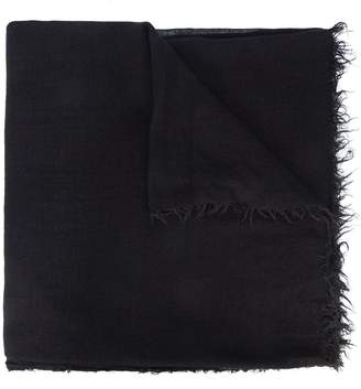 Rick Owens Sandy scarf