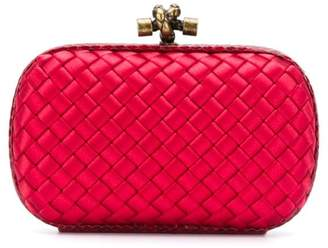 Bottega Veneta knot clutch bag