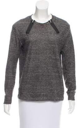 J Brand Bateau Neck Sweatshirt