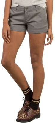 Women's Volcom Frochickie Chino Shorts $35 thestylecure.com
