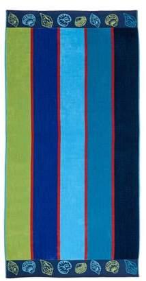 Superior Cotton Jacquard Oversized Beach Towel