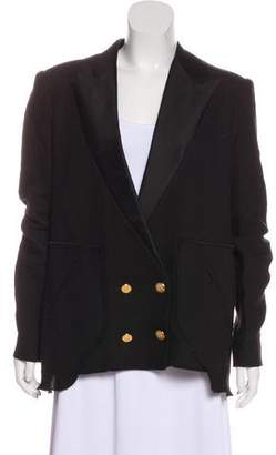 Camilla And Marc Textured Long Sleeve Blazer
