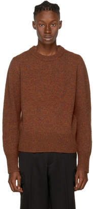 Acne Studios Tan Wool Kai Sweater