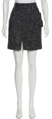 Alexander Wang A-Line Mini Skirt grey A-Line Mini Skirt